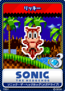 Sonic the Hedgehog MD - 15 Ricky