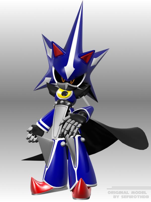 Neo Metal Sonic Sonicwiki Fandom Powered By Wikia