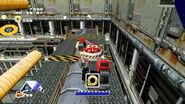 Sonic Adventure 2 Iron Gate Mission 5 - Hard Mode - A Rank