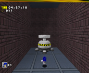 Sonic Adventure Kapsel
