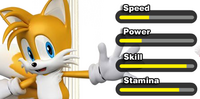 Tails-Stats