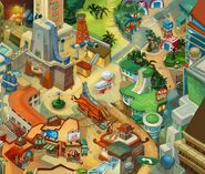 Central City - Komplettansicht