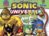 Archie Sonic Universe Ausgabe 30