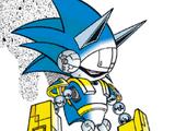 Mecha Sonic (Archie)