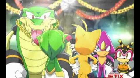 Sonic X (65) Von Detektiven und Kupplern