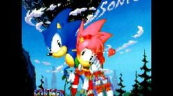 Sonic CD 510 Beta Soundtrack - Title Screen-0