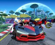 Team Sonic Racing Team Dark