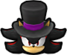 Sonic Runners Hal Shadow Icon
