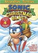 SonicChristmasBlast DVD 2003