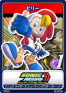 Sonic Riders Zero Gravity 05 Billy Hatcher