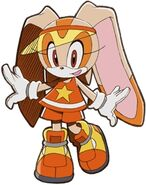 Cream (Sonic Riders)