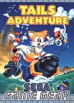 Tails Adventure Coverart