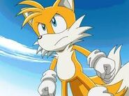 Tails angry