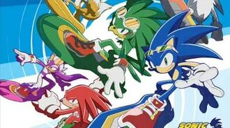 Sonic Speed Riders (Electro Express Mix) by Runblebee (Main Theme of Sonic Riders)