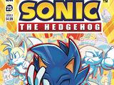 IDW Sonic the Hedgehog Ausgabe 25