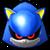 Sonic Runners Metal Sonic Icon