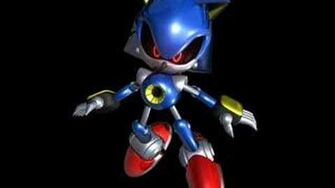 Sonic the Fighters - Never Let It Go (Metal Sonic's theme)