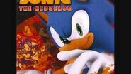 """Sonic the Hedgehog True Blue Album """"Open Your Heart (Crush 40 vs Bentley Jones Remix)"""