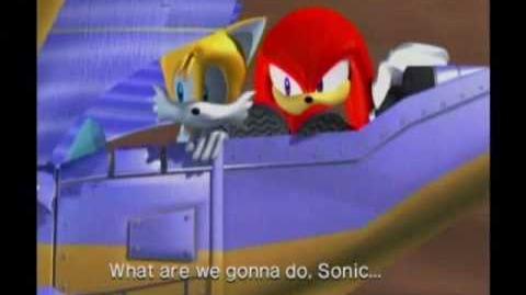 Sonic Heroes - Team Sonic Intro