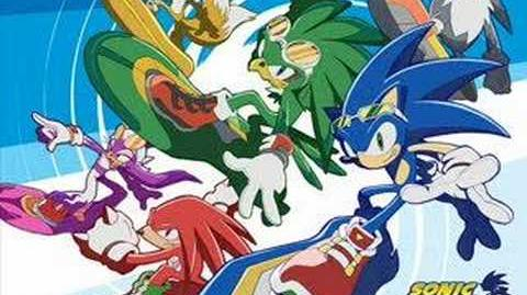 Sonic Speed Riders