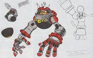 Big Arm Concept Artwork