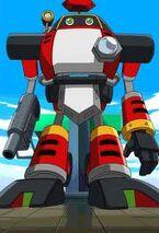 E-102 Gamma in Sonic X