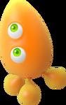 Wisp orange