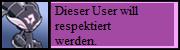 Userbox- Respect werden