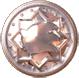 Silber Medaille (Ringe)