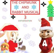 The Chipmunk And Rabbit Musical 3 Chip-Sensation Poster