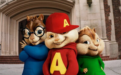Movies Movies A Alvin and the Chipmunks 023531