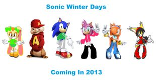Sonic Winter Days