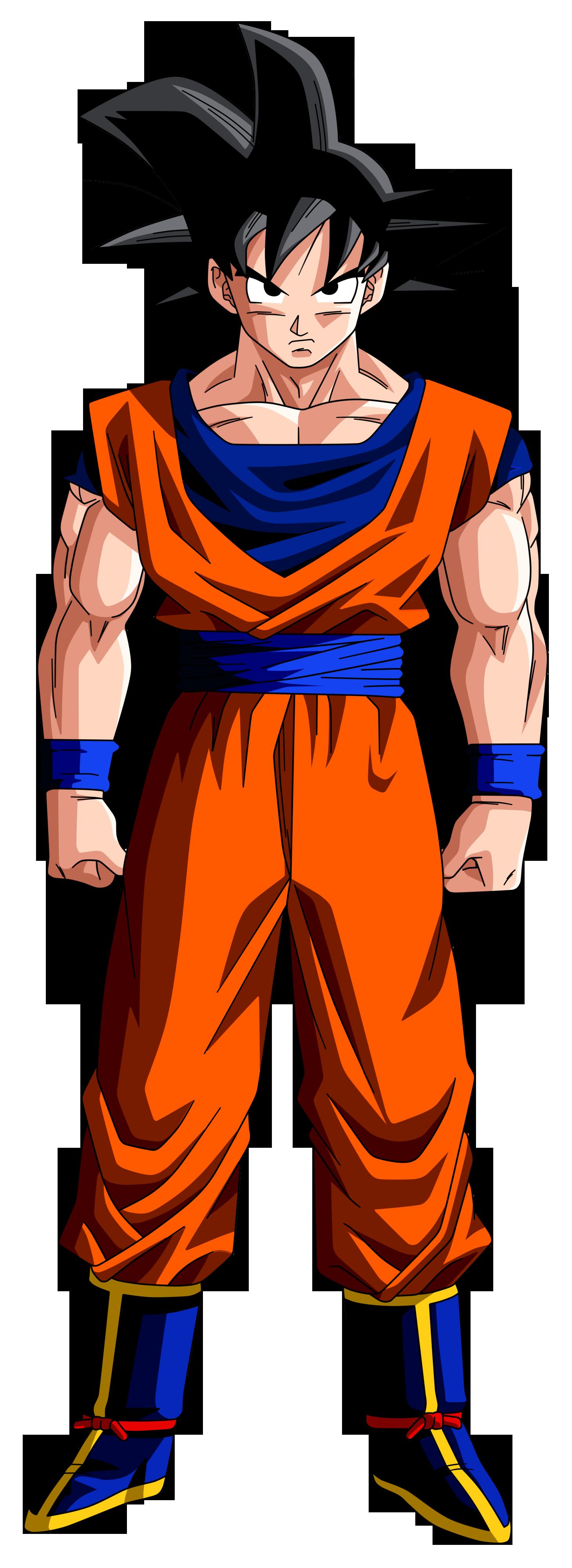 Image - Goku Dragon Ball Z.png | Sonja's Adventure Series ...