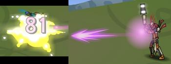 Magic Bolt Shaman Controller