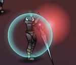 Blade Shield Felicity Ally