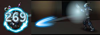Vapour Cannon Antagonist