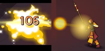 Heavy Burns Mage