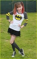 Allisyn Ashley Arm Cute Batman Girl
