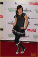 Allisyn Ashley Arm wearing Black
