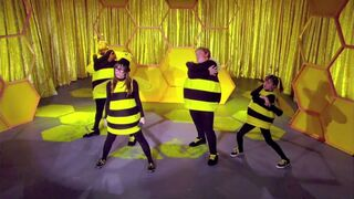Крутая пчела
