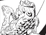 Dagon Idol