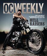 OC Weekly - August 2011
