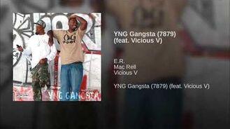 YNG Gangsta (7879) feat Vicious V