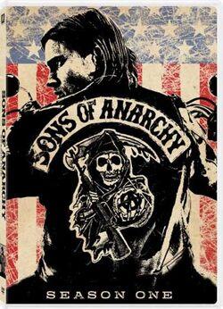 SonsOfAnarchy S1 DVD