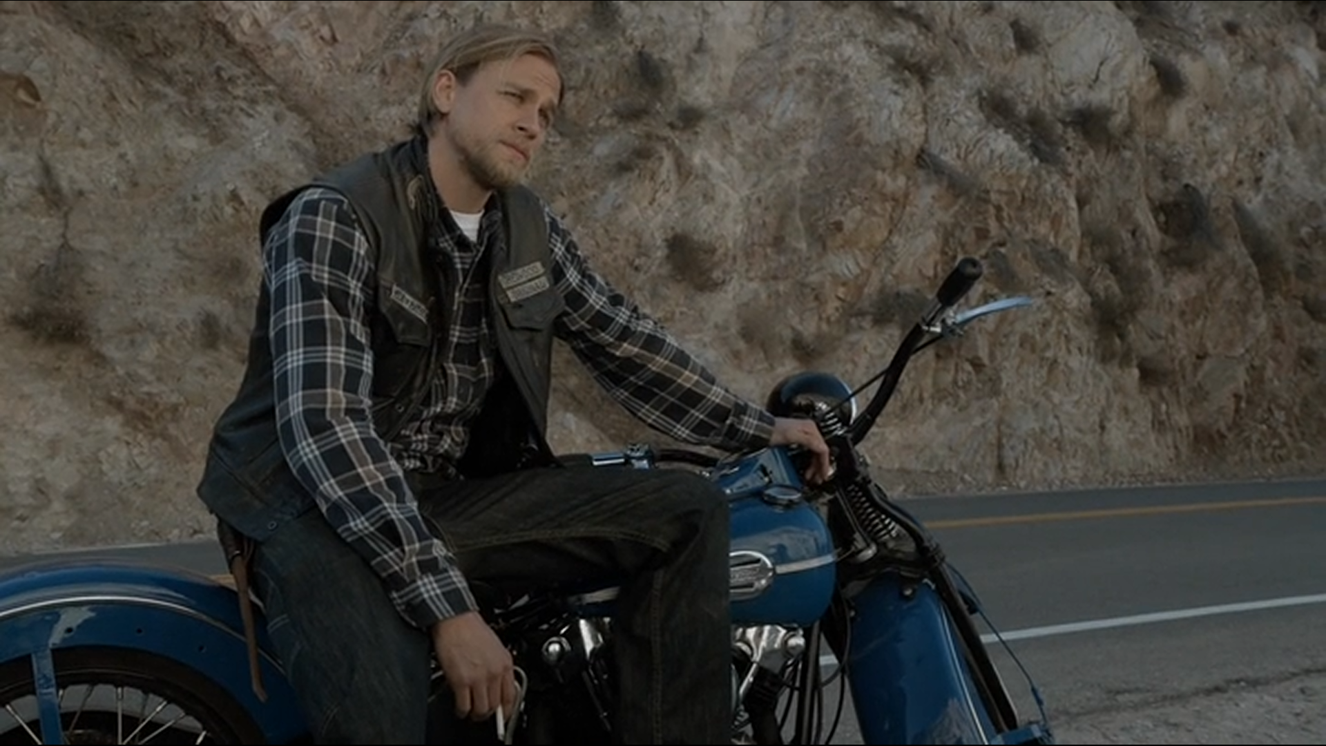 Jax Teller Sons Of Anarchy Fandom