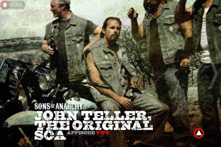 John Teller Sons Of Anarchy Fandom