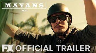 Mayans M.C. Season 1 Official Trailer HD FX