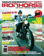 Iron Horse - 120 - November 2008