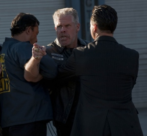 sons of anarchy season 7 A touching moment between Tig