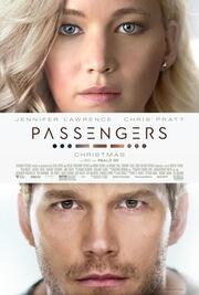 Passengers 2016 film poster